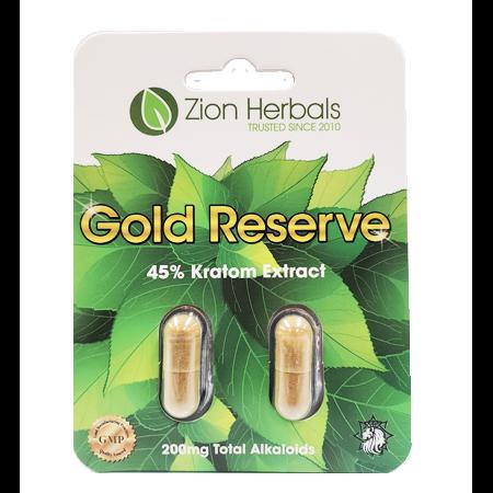 2ct gold reserve capsules