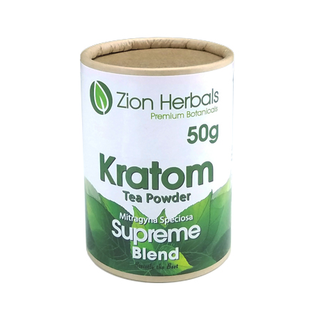 Zion herbals 50g Supreme blend