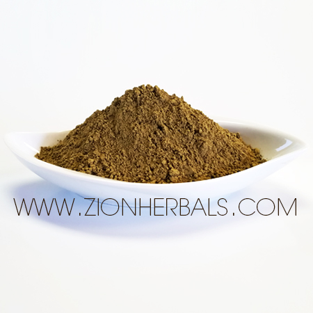 "Mitragyna speciosa ""Kratom"" Red vein Malay Tea Powder"