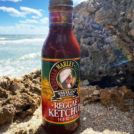 Smilin Island Ketchup