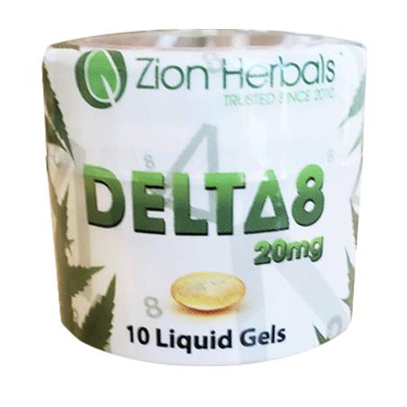 Zion Herbals Delta8-10ct-jar-450-web